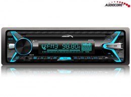 Radioodtwarzacz AC9710 B MP3/WMA/USB/RDS/SD ISO Panel Bluetooth Multicolor