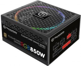 Toughpower Grand RGB 850W Modular (80+ Gold, 6xPEG, 140mm)