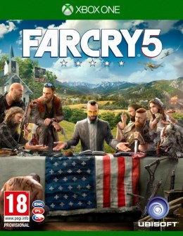 UbiSoft Gra Xbox One Far Cry 5