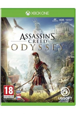 UbiSoft Gra Xbox One Assassins Creed Odyssey