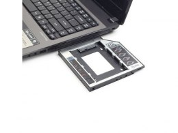 Adapter HDD ramka 5,25'' na 2,5'' Slim 12mm