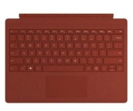 Microsoft Klawiatura Surface Pro Signature Type Cover Poppy Red FFQ-00113